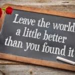 Een duurzame wereld begint bij slim zijn!